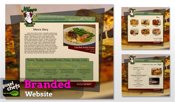 Orlando Web Design by Pixelchefs