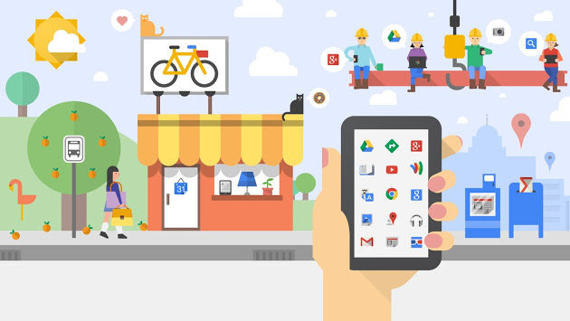 Google Plus Reviews and Local Search