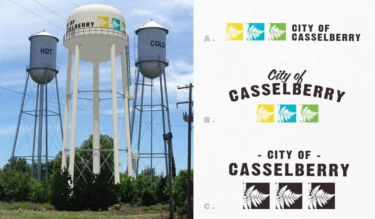 Casselberry logos
