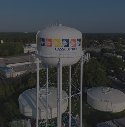 Casselberry water tower
