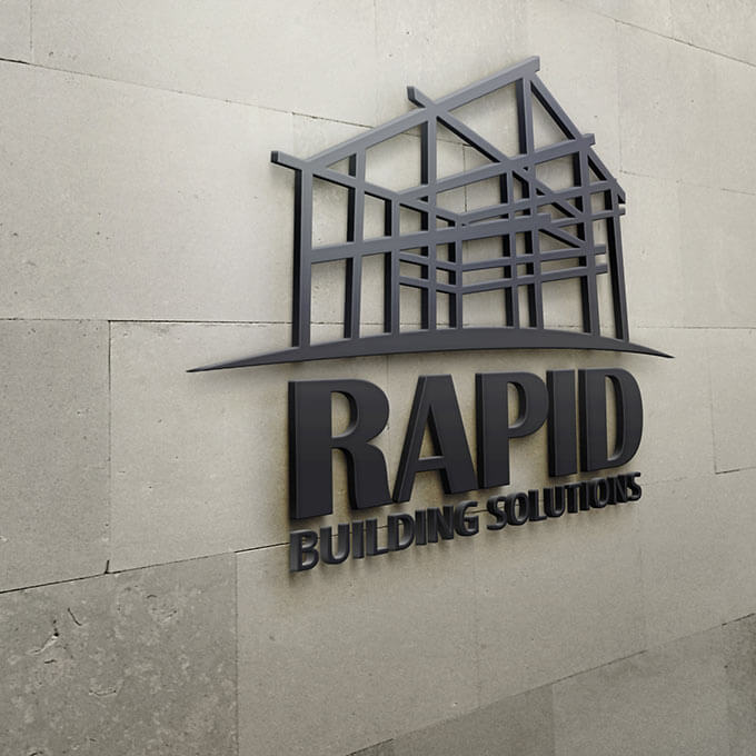 Rapid Building Solutions Branding
