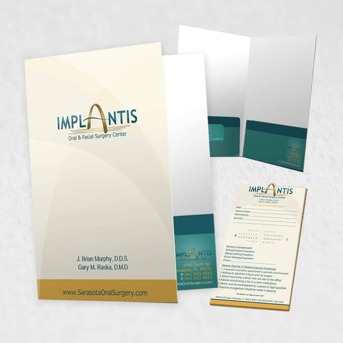 Printed material for Doctors